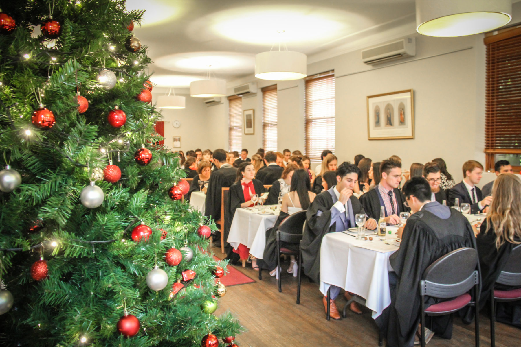 Academic year wraps up at Campion